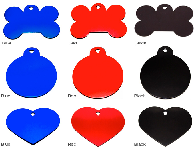 Giant Breed Tags
